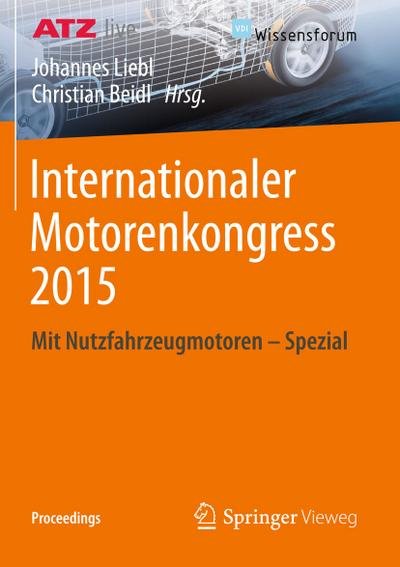 Internationaler Motorenkongress 2015
