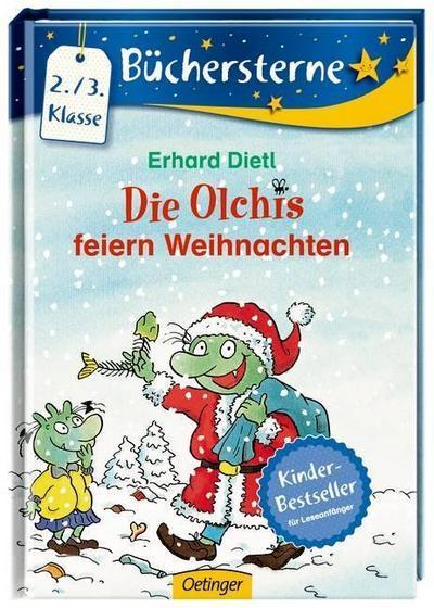 Die Olchis feiern Weihnachten (Büchersterne)