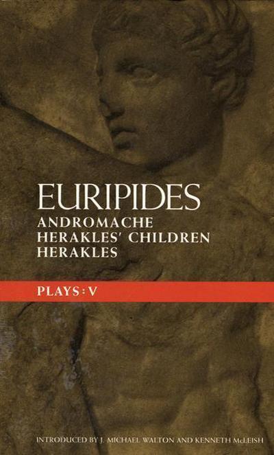 Euripides Plays 5