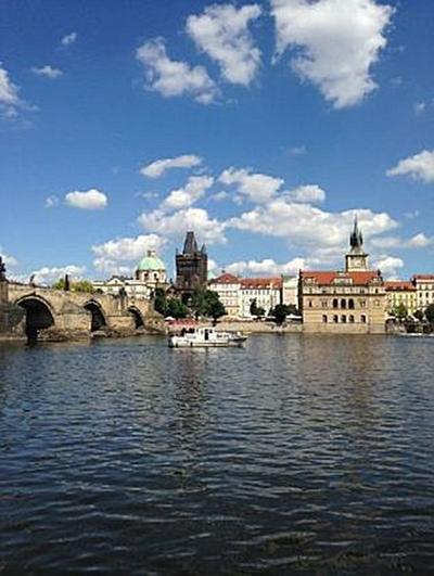 Karlsbrücke Prag - 500 Teile (Puzzle)