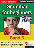English - quite easy! 3. Grammar for beginners