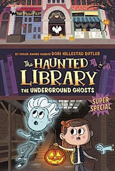 Underground Ghosts #10