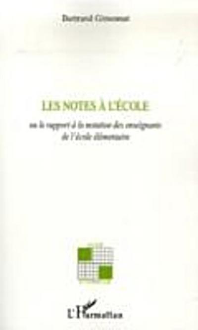 Notes a l'ecole