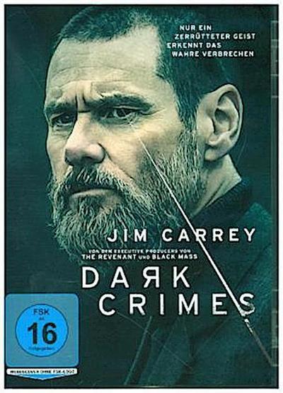 Dark Crimes, 1 DVD