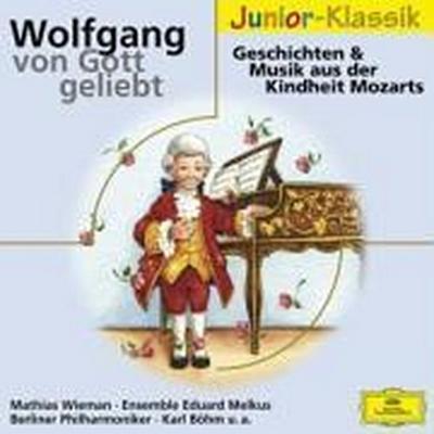 Wolfgang - Von Gott geliebt. CD