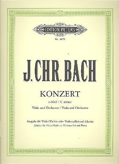 Konzert für Viola und Orchester c-Moll