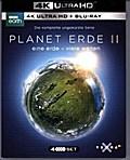Planet Erde: eine erde - viele welten 4K. Tl.2, 4 UHD-Blu-ray