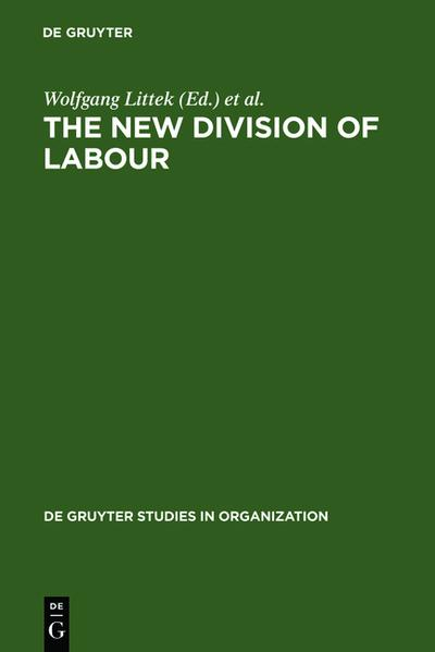 The New Division of Labour