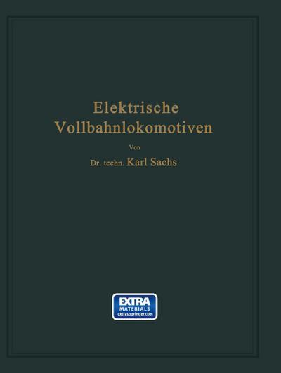 Elektrische Vollbahnlokomotiven