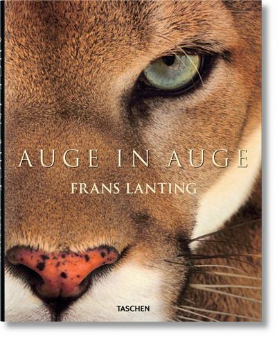 Frans Lanting. Auge in Auge; .