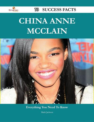 China Anne McClain 73 Success Facts - Everything you need to know about China Anne McClain