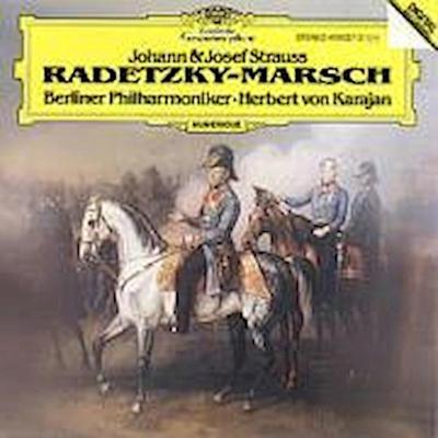 Strauss, J. I & J.II, Josef Strauss: Radetzky-Marsch