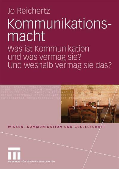 Kommunikationsmacht