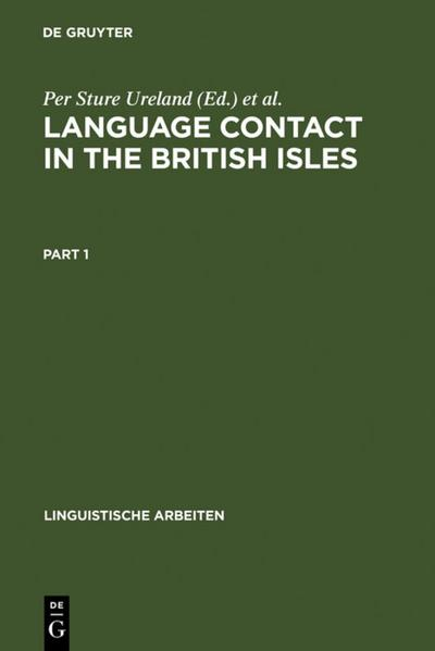 Language contact in the British Isles