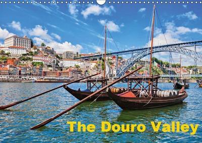 The Douro Valley (Wall Calendar 2019 DIN A3 Landscape)
