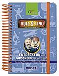 Quiz-O-lino - Entdeckern und Forschern auf der Spur; Von mutigen Pionieren und kühnen Abenteurern   ; Deutsch; durchgehend farbig illustriert -