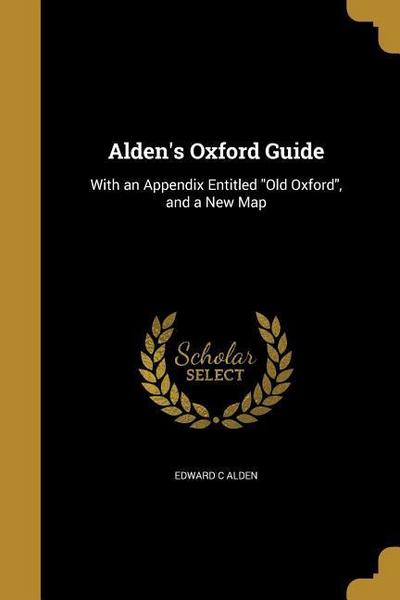 ALDENS OXFORD GD