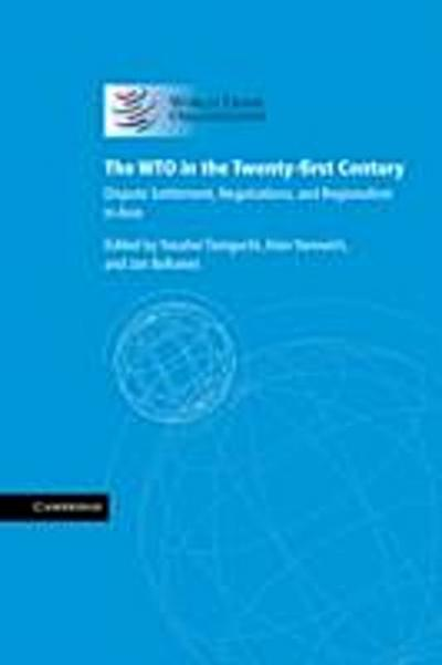 WTO in the Twenty-first Century