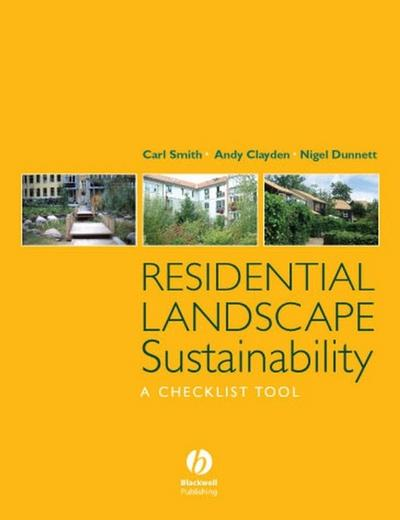Residential Landscape Sustainability