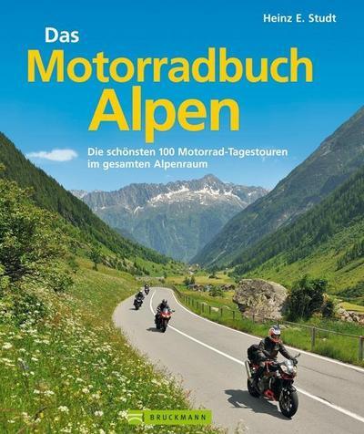 Das Motorradbuch Alpen