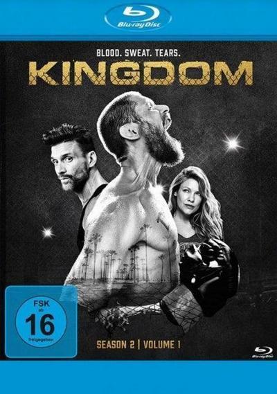 Kingdom - Season 2 Vol. 1 Bluray Box