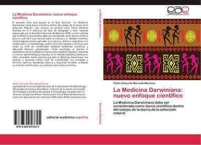 La Medicina Darwiniana: nuevo enfoque científico