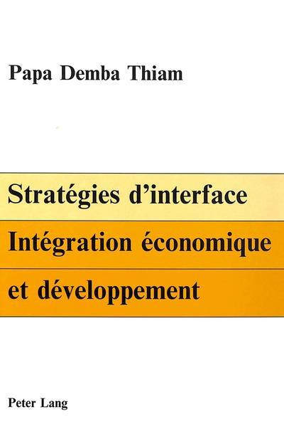 Stratégies d'interface