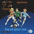 Sieg auf ganzer Linie: 1 CD (Das Z-Team, Band 4)