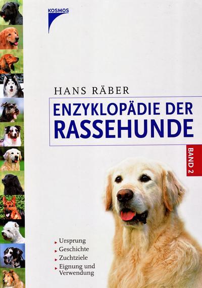 Enzyklopädie der Rassehunde, Band 2