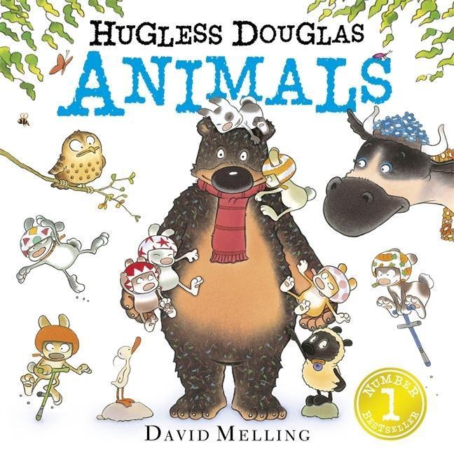 Hugless Douglas: Animals, David Melling