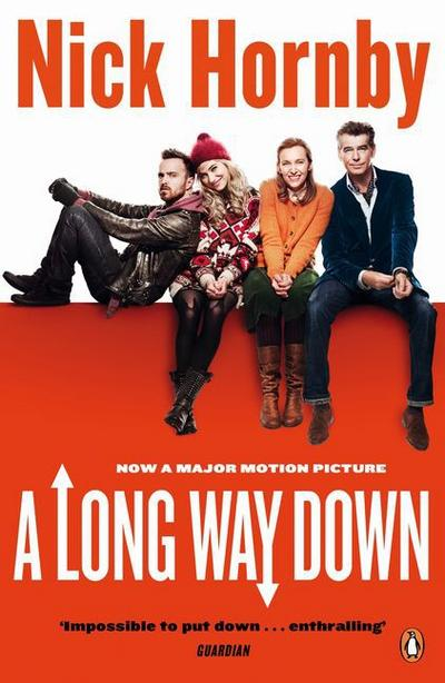 A Long Way Down, Film Tie-In, English edition