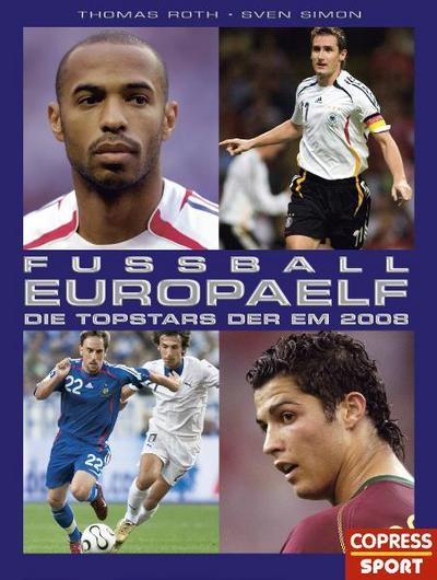Fußball Europaelf: Die Topstars der EM 2008