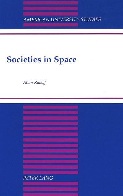 Societies in Space
