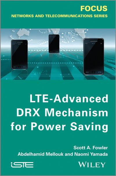 LTE-Advanced DRX Mechanism for Power Saving