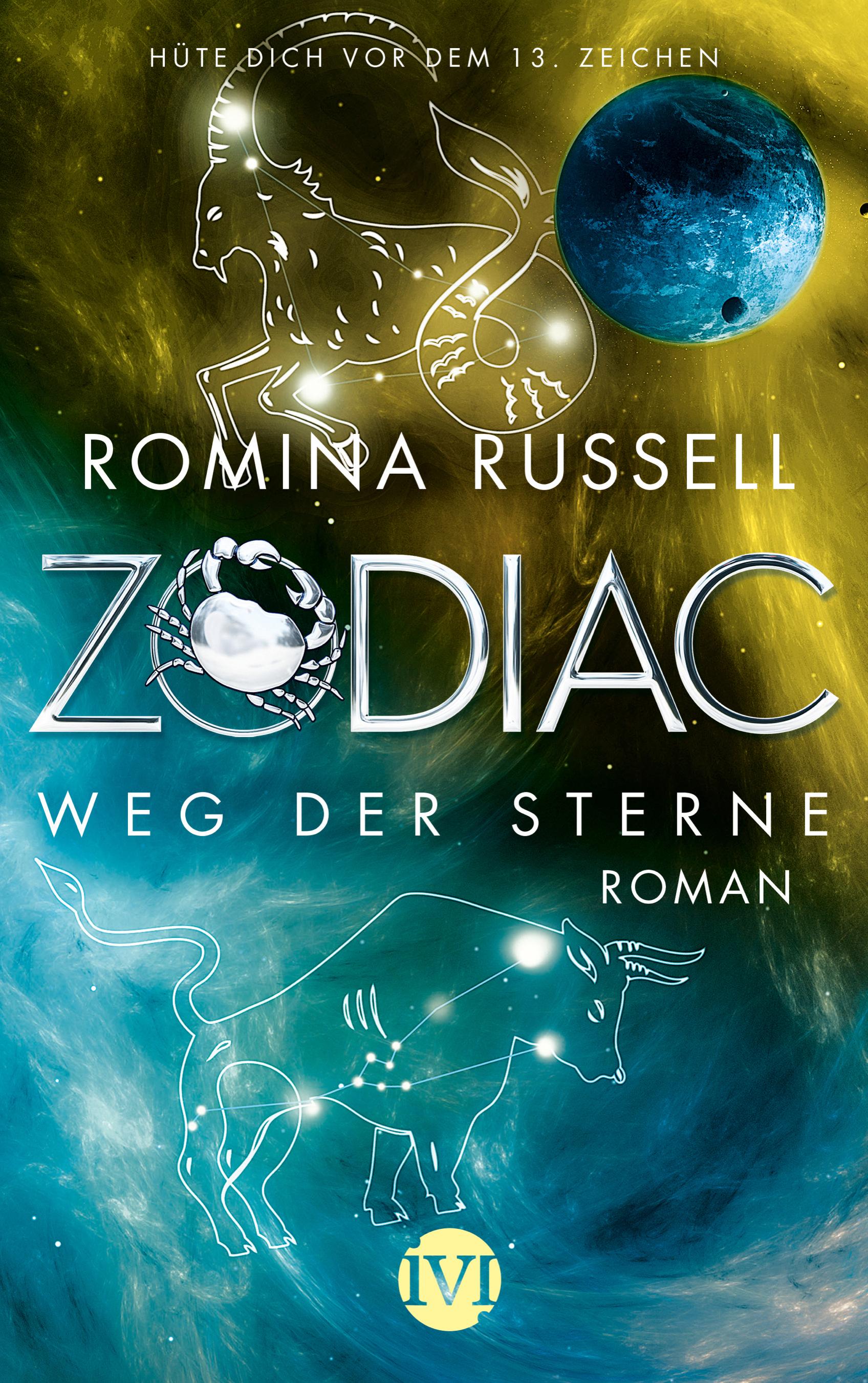 Zodiac - Weg der Sterne, Romina Russell