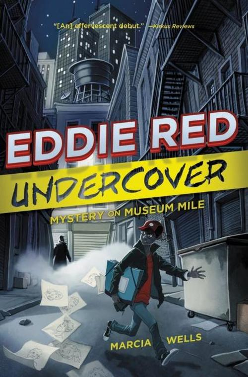 Eddie Red, Undercover - Mystery on Museum Mile