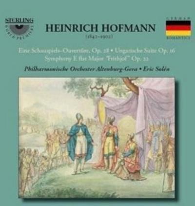 Overture/Symphony 'Frithjof'/Ungarische Suite