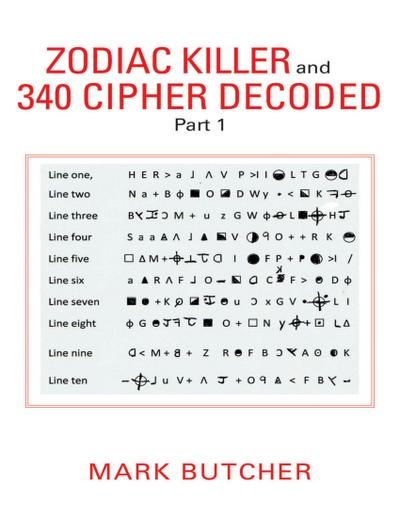 Zodiac Killer and 340 Cipher Decoded: Part 1