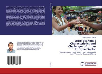 Socio-Economic Characteristics and Challenges of Urban Informal Sector