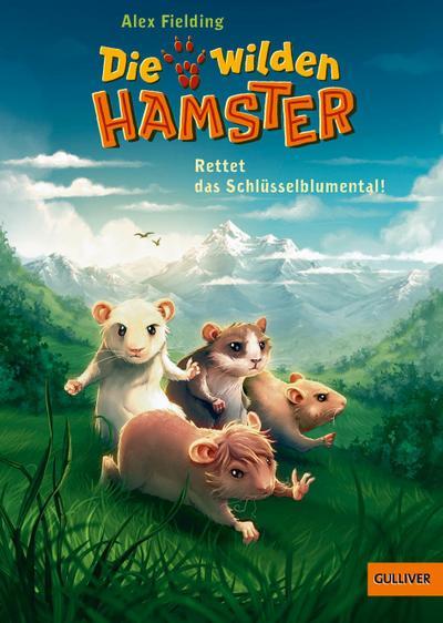 Die wilden Hamster - Rettet da