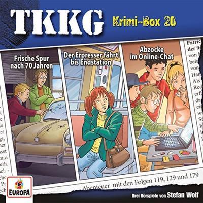 TKKG Krimi-Box 20