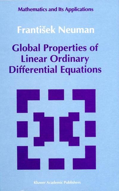 Global Properties of Linear Ordinary Differential Equations