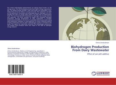 Biohydrogen Production From Dairy Wastewater