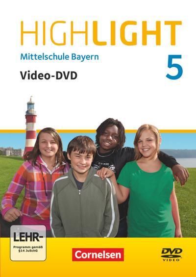 Highlight 5. Jahrgangsstufe - Mittelschule Bayern - Video-DVD