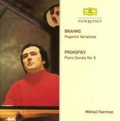 Mikhail Faerman,Klavier