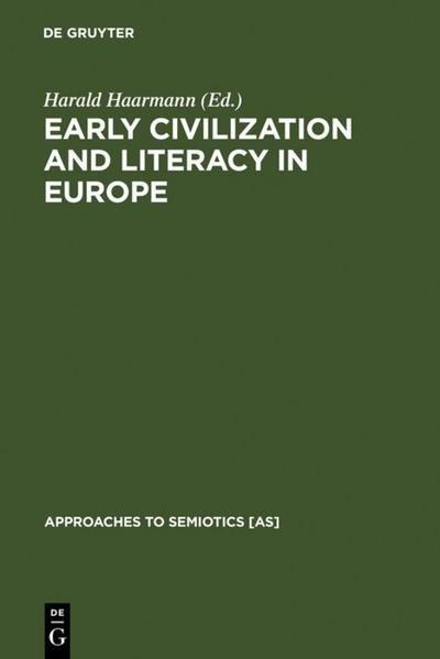 Early Civilization and Literacy in Europe