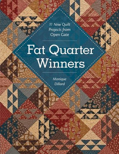 Fat Quarter Winners