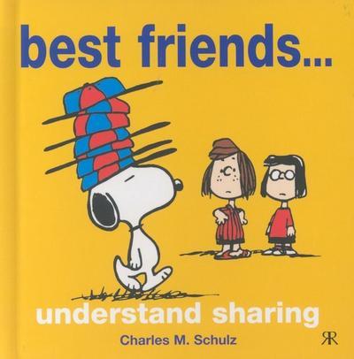 Best Friends... Understand Sharing
