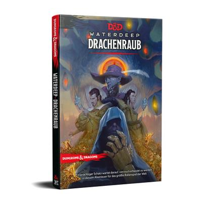D&D: Waterdeep: Drachenraub