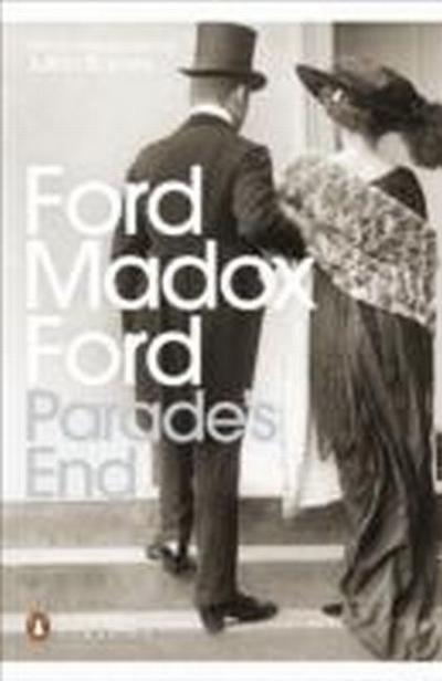 Parade's End, 4 Novels